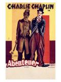 Charlie Chaplin  Abenteuer