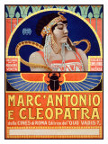 Marc Antonio e Cleopatra  Societa Cines