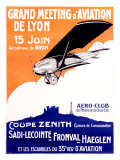 Grand Aviation  Meeting of Lyon