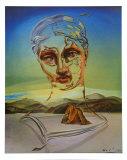 Naissance d'Une Divinite Reproduction d'art par Salvador Dalí