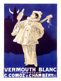 Vermouth Blanc Comoz de Chambéry Giclée