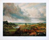 Hampstead Heath  1825