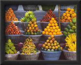 Fruit Stand  East Bali  Indonesia