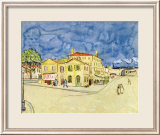 Van Gogh's House in Arles