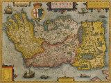Irlandiae  1602