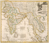 The Empire of the Great Mogul  1747