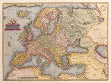 Europae  1584-1612