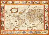 Nove Totius Terrarum Orbis Geographica  1606