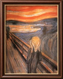 The Scream  c1893