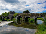 13 Arch Bridge over the River Funshion  Glanworth  County Cork  Ireland
