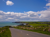 Bunmahon Village  Copper Coast  County Waterford  Ireland