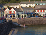 Strand Inn and Cove  Dunmore East  County Waterford  Ireland