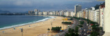 Copacabana Beach Rio De Janerio Brazil South America