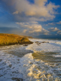 Stage Cove  Near Bunmahon  the Copper Coast  County Waterford  Ireland