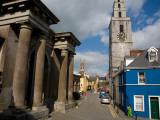 Butter Exchange and St Anne's Church  Shandon  Cork City  Ireland