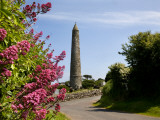 12th Century Round Tower  Ardmore  County Waterford  Ireland