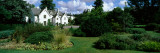 Garden in Front of Buildings  Hillier Gardens  New Forest  Hampshire  England