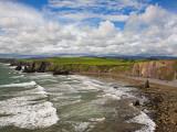 Ballydowane Cove on the Copper Coast  County Waterford  Ireland