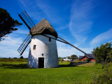 Thatched Windmill  Tacumshane  County Wexford  Ireland