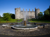 Kilkenny Castle - Rebuilt in the 19th Century  Kilkenny City  County Kilkenny  Ireland