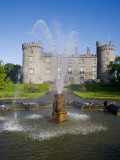 Kilkenny Castle - Rebuilt in the 19th Century  Kilkenny City  County Kilkenny  Ireland