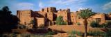 Buildings in a Village  Ait Benhaddou  Ouarzazate  Marrakesh  Morocco
