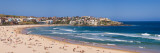 Tourists on the Beach  Bondi Beach  Sydney  New South Wales  Australia