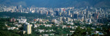 View of a City  Caracas  Venezuela