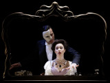 """Love Never Dies "" The Sequel to the Phantom of the Opera  at the Adelphi Theatre in Central London"