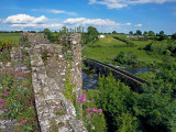 13 Arch Bridge from the Castle  Glanworth  County Cork  Ireland