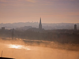 River Suir at Dawn  Waterford City  County Waterford  Ireland