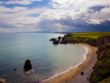 Ballydowane Beach  Copper Coast  County Waterford  Ireland