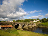Bridge over the River Ilen Near Skibbereen  County Cork  Ireland