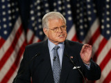 Senator Edward Kennedy Delivers Speech About the Effect of War in Iraq on America's Security