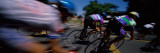 Bicycle Race  San Rafael  Marin County  California  USA