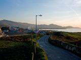 Eyeries Village  Beara Peninsula  County Cork  Ireland