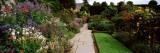 Garden of a Castle  Crathes Castle  Aberdeenshire  Scotland