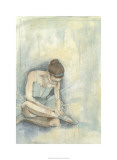 Ballerina Repose I