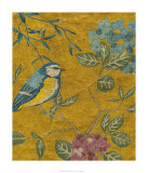 Golden Chinoiserie II