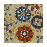 Rustic Mosaic III
