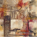 New York One Way