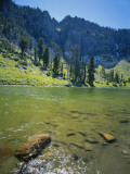 High Creek Lake and Bear River Range  Mount Naomi Wilderness  Wasatch-Cache National Forest  Utah