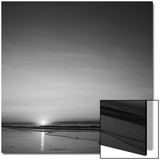 Sunrise on the Beach  Atlantic City  New Jersey
