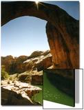 Rainbow Bridge  Lake Powell  Page  Arizona