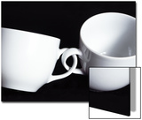 Two Cups with Intertwined Handles