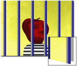 A Single Apple Behind Bars