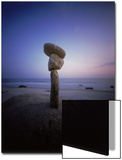 Balanced Rocks on the Beach