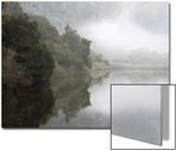 Mist over Kareiga River Near Kenton-On-Sea  Eastern Cape  South Africa