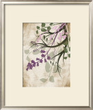 Lavender and Sage Florish