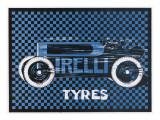 A Striking Advertisement for Pirelli Tires